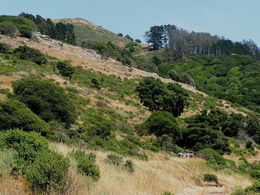 Angel Island - ExplorationVacation P5300154 trail