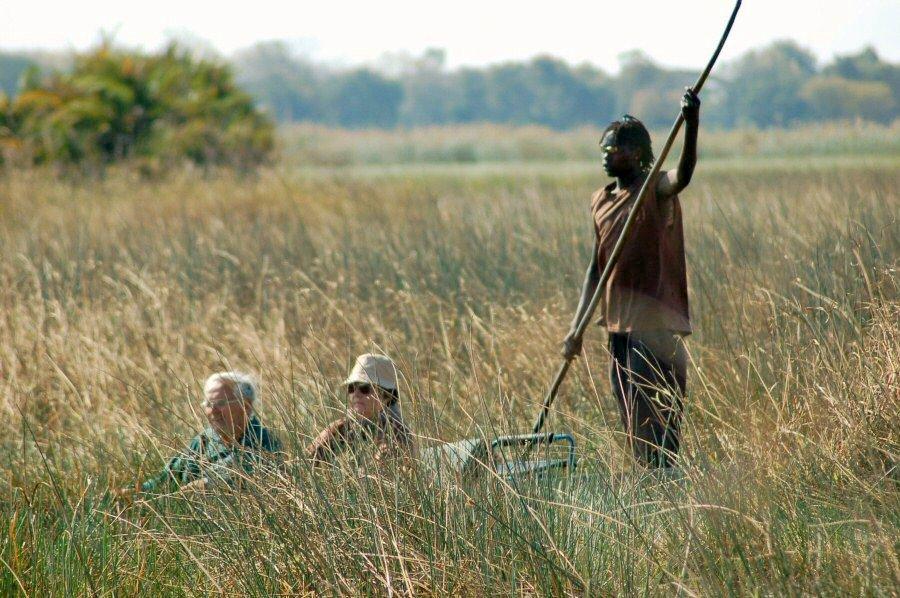 Botswana Okavango - ExplorationVacation - 09-18 Dave & Myrt