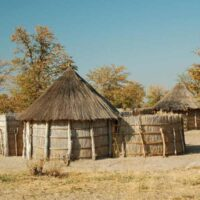 traditional round houses