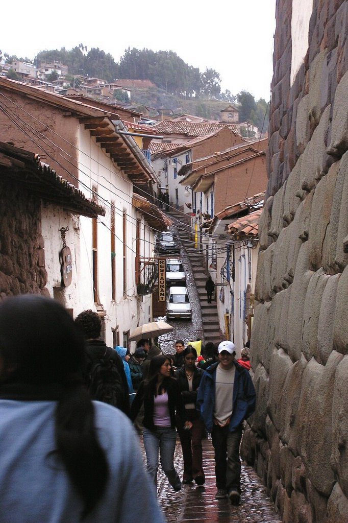 Cuzco Peru - ExplorationVacation P1010095%20street%20scene