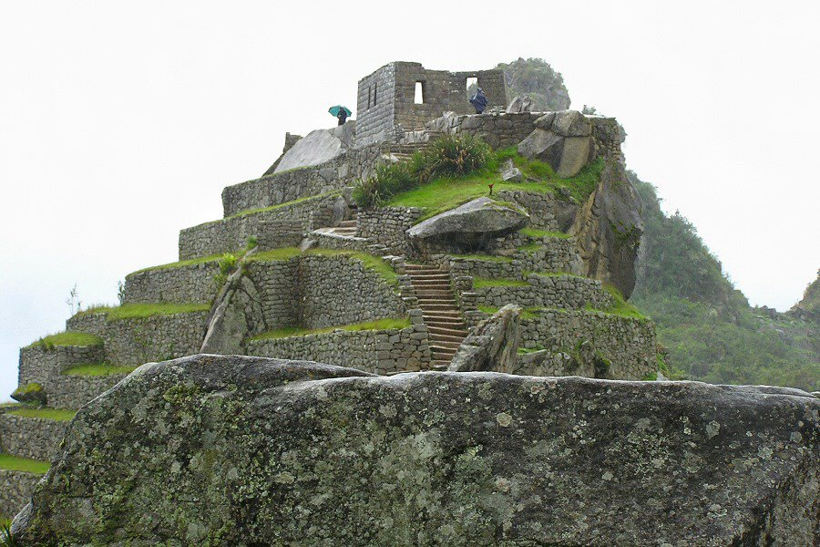Machu Picchu Peru - ExplorationVacation P1010011