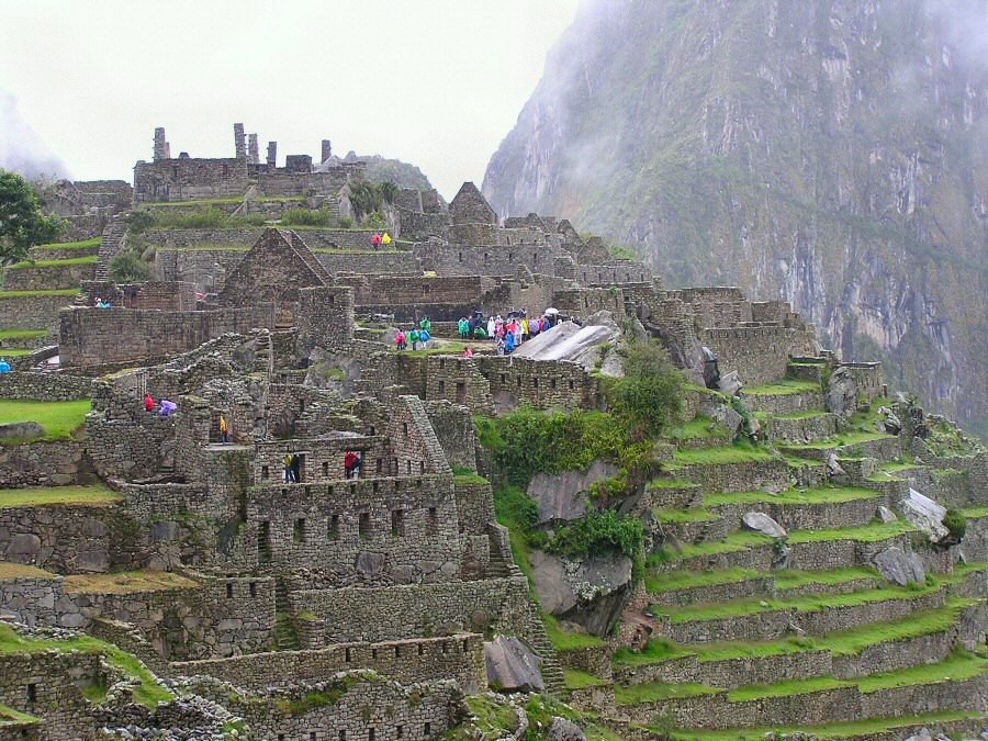 Machu Picchu Peru - ExplorationVacation P1010130