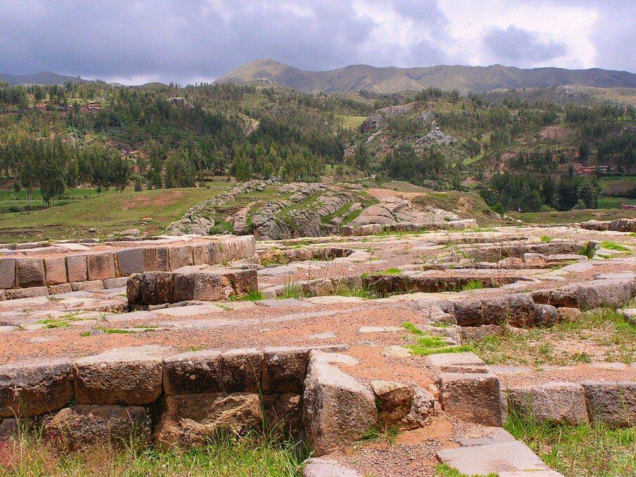 Sacsayhuaman Cuzco Peru - ExplorationVacation P1010058