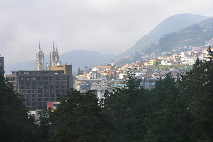 overview of Quito