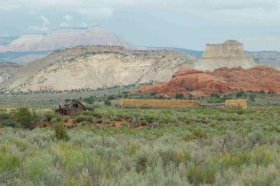 ranch at Kodachrome Basin