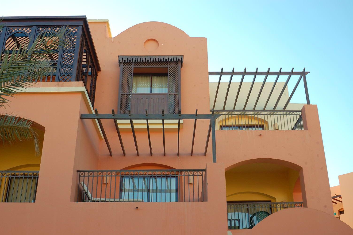 adobe hotel in Egypt