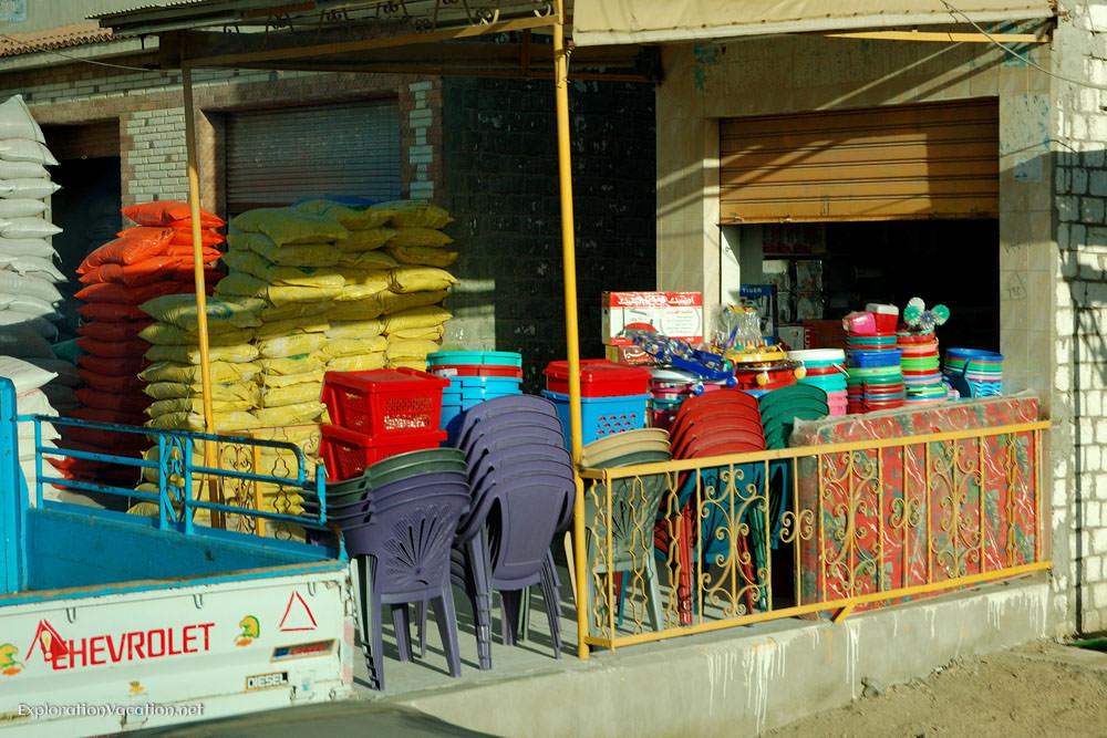 store in Wadi Naturn Egypt