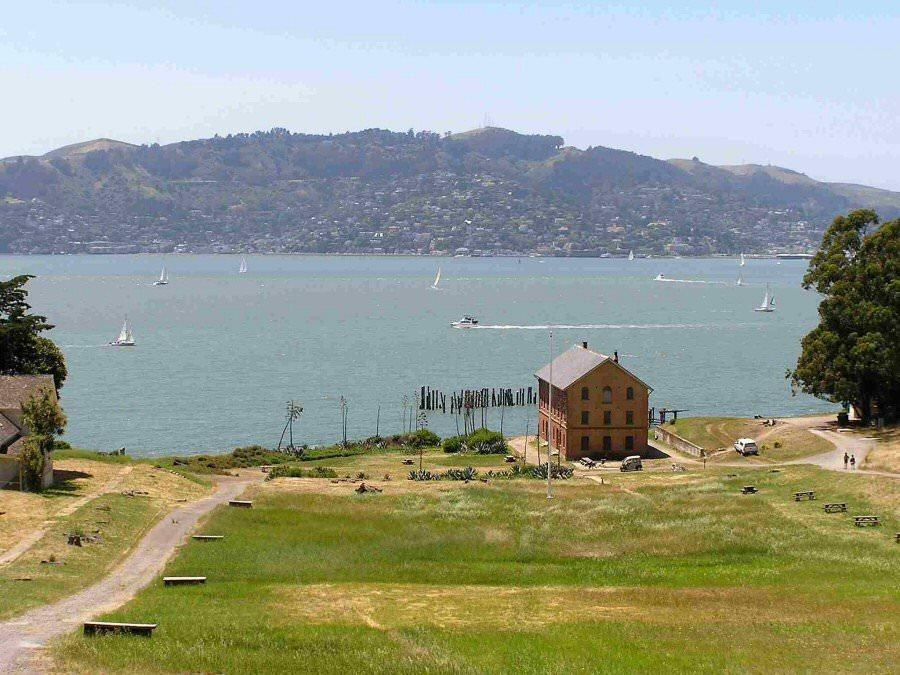 Angel Island view