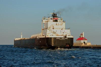 John J Boland laker ship