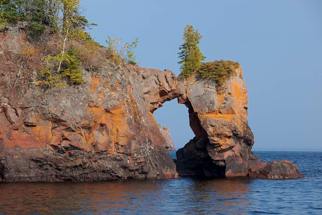 arch near shovel point