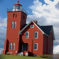 Two Harbors ligthouse