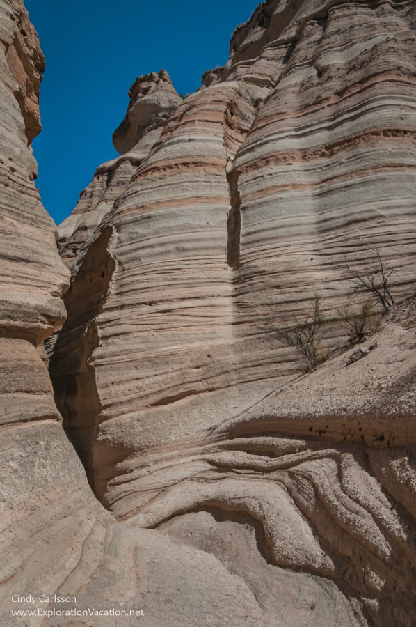 Canyon at Tent Rocks