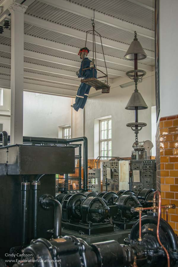 Equipment in Grimeton Radio Station, a UNESCO World Heritage site in Varberg, Sweden - ExplorationVacation