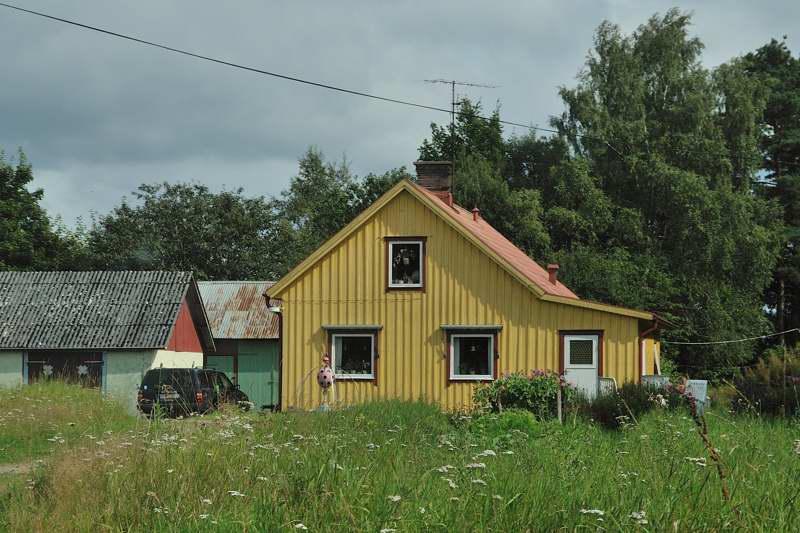 Timmerkullen farm in rural Sweden - ExplorationVacation