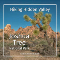 link to post Hiking Hidden Valley Joshua Tree National Park