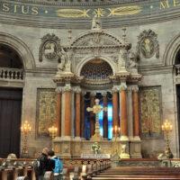 Inside the Marble Church (Frederik's Church) in Copenhagen, Denmark - ExplorationVacation.net 02-DSC_2332
