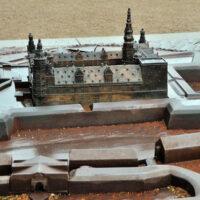 Model of Kronborg Castle, Hamlet's Elsinore, in Denmark - ExplorationVacation.net