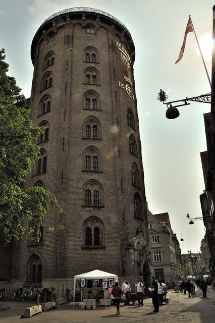 Copenhagen's Round Tower - ExplorationVacation.net 8-DSC_2174