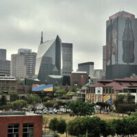 Downtown towers of Johannesburg, South Africa - ExplorationVacation.net