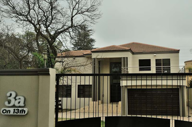 Nelson Mandela's neighborhood in Johannesburg, South Africa - ExplorationVacation.net