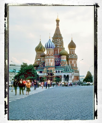 St Basil's Cathedral Moscow - www.ExplorationVacation.net
