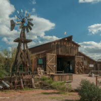 Apacheland Barn Superstition Mountain Museum Arizona - www.ExplorationVacation.net