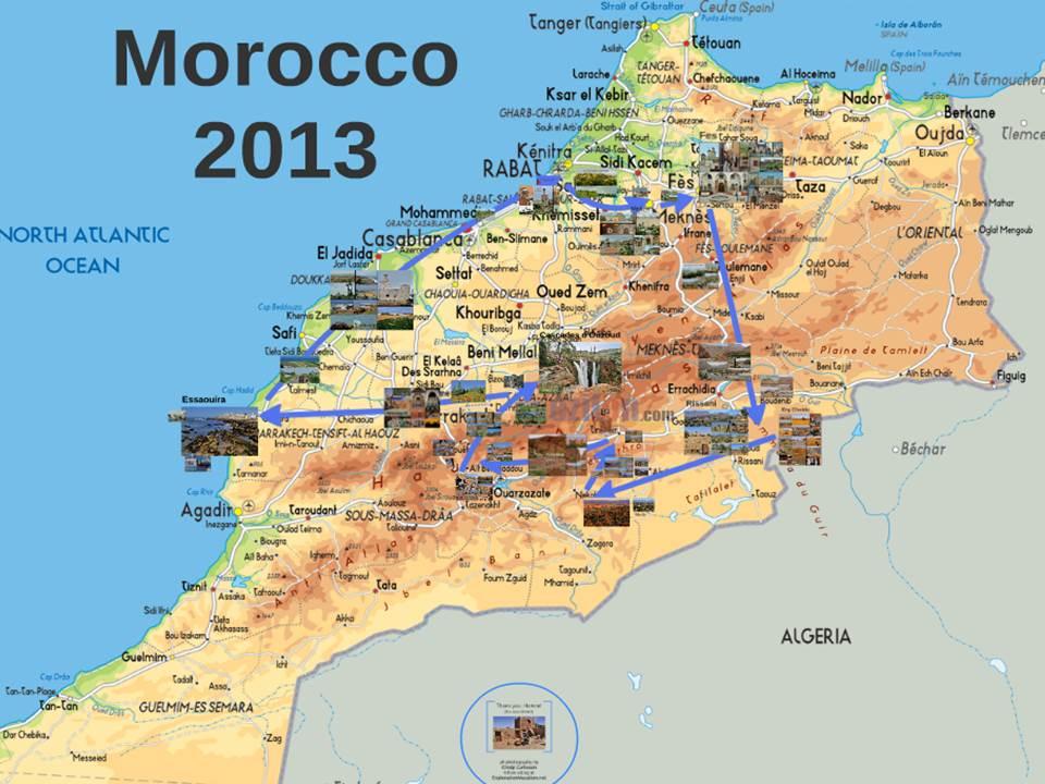 morocco prezi presentation