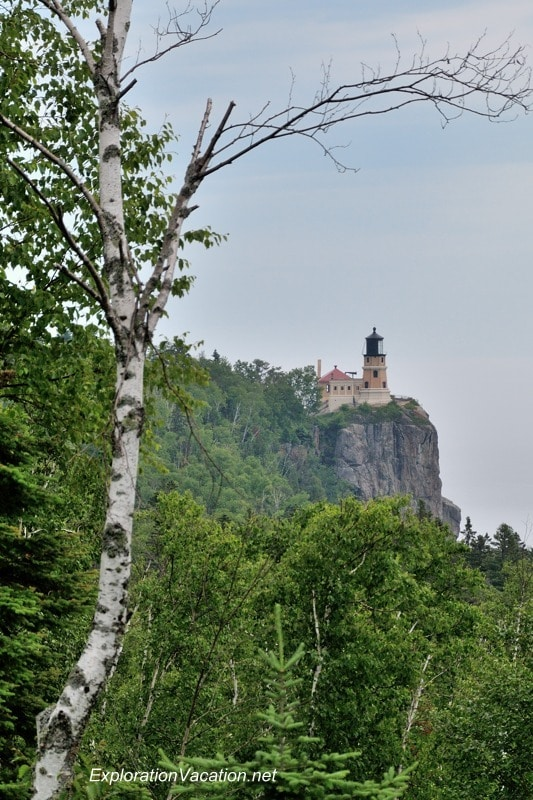 Split Rock Lighthouse 1 DSC_3941 Lake Superior's North Shore in Minnesota - ExplorationVacation