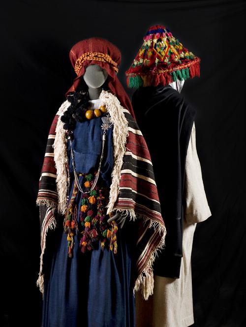 3.4.3-Femme-Aït-Atta-Sud-est-et-homme-Zemmour-Moyen-Atlas