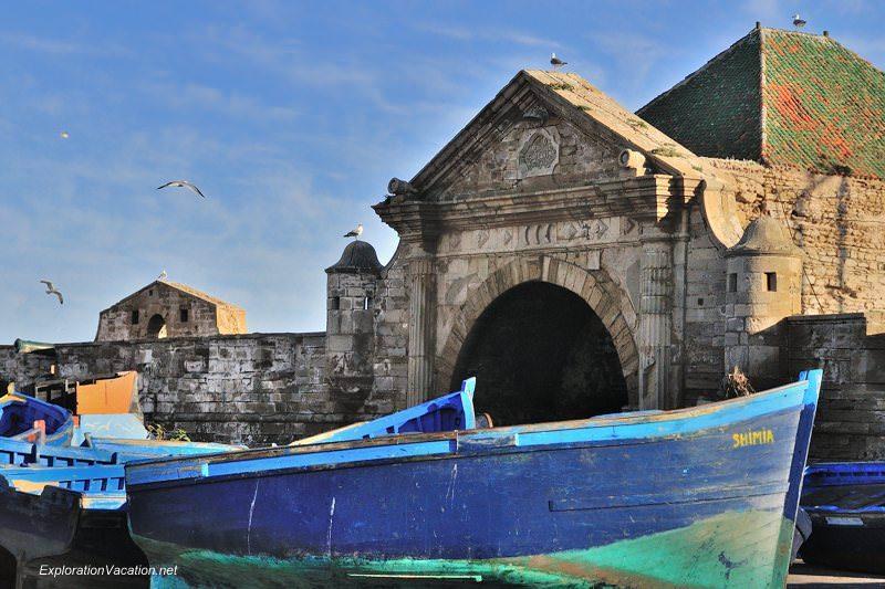 Essaouira fishing 1 boats DSC_8251 Morocco