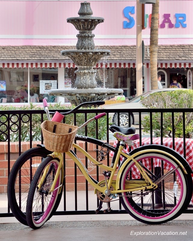 Pastel bikes in Phoenix Arizona20140216-DSC_6073