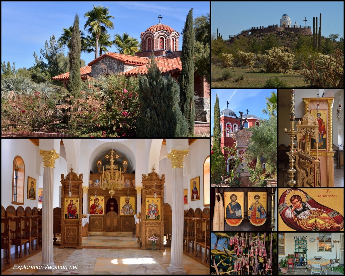 Arizona monestary college