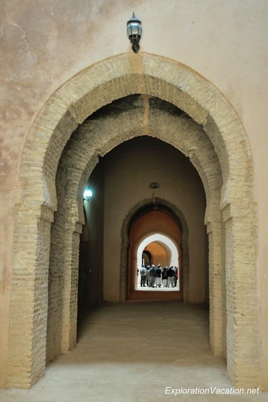 Heri es-Souani grainary in Meknes Morcco DSC_0888