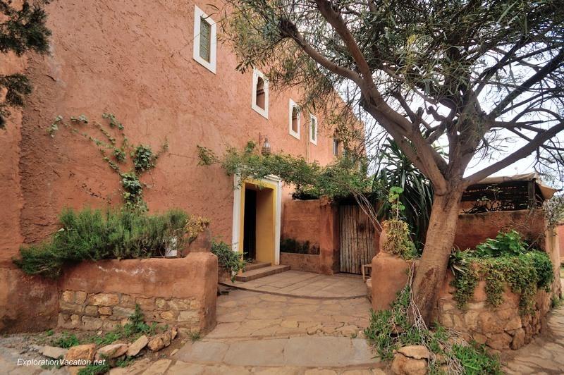 Riad Cascades d'Ouzoud Morocco DSC_6577