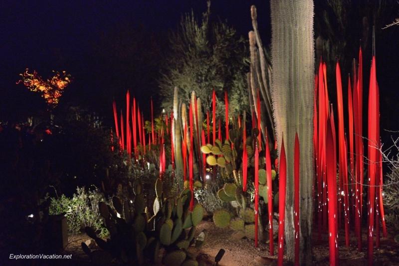 Chihuly at the Desert Botanical Garden Phoenix Arizona 20140215-DSC_5757