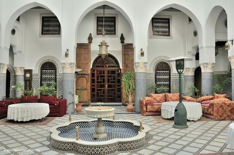 Riad El Yacout Fes Morocco 3 DSC_1337