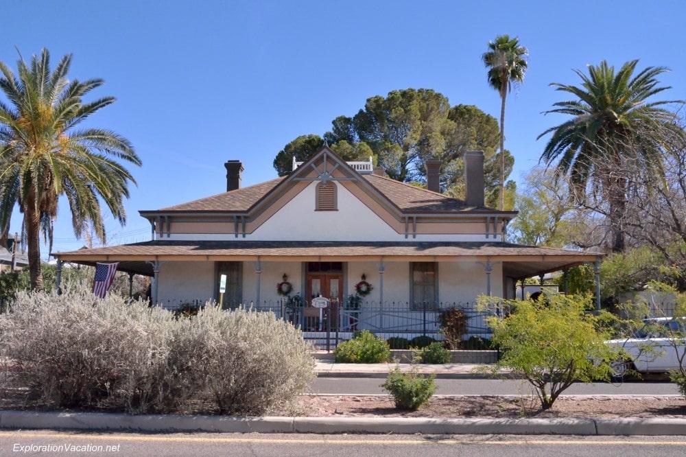 Main Avenue Tucson Kruttschnitt built 1886 - Presidio Inn 20140212-DSC_4549
