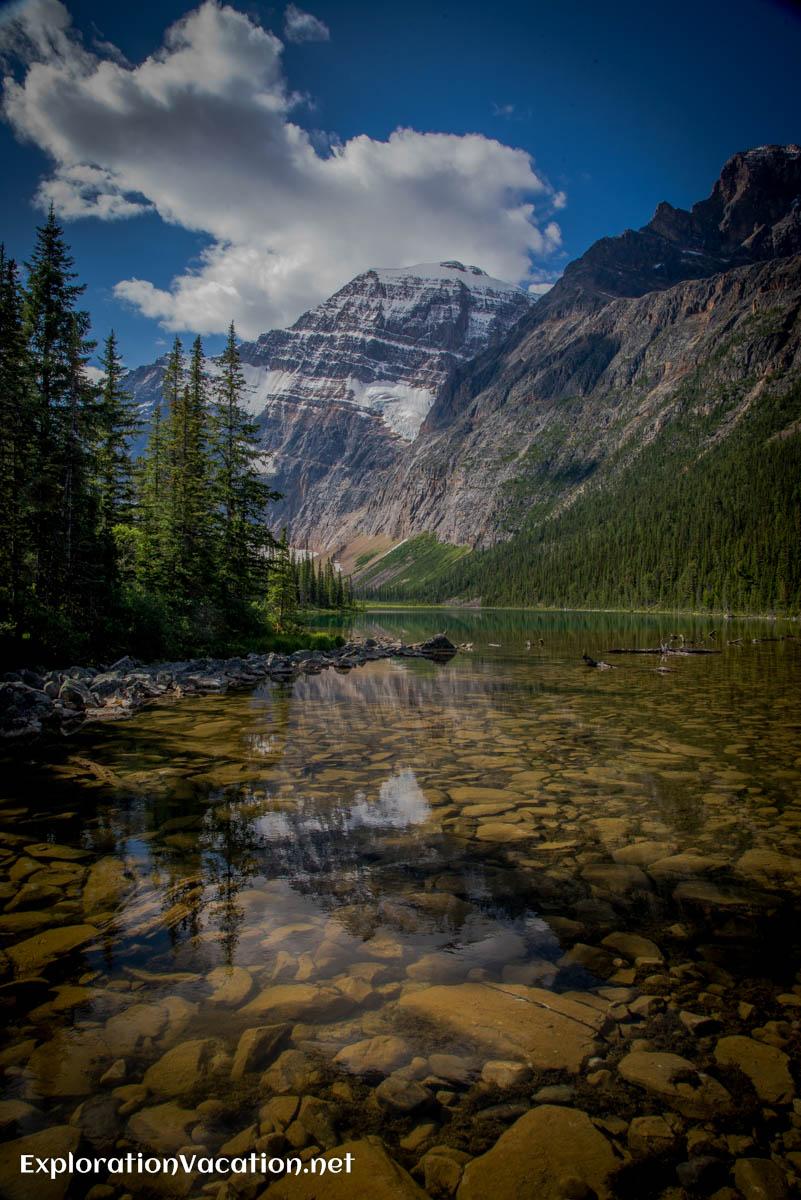 Around Mount Edith Cavell in Jasper NP, Canada - ExplorationVacation.net