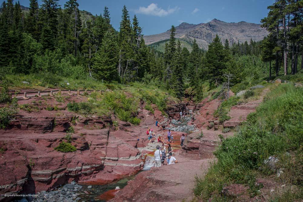 Red Rock Canyon Waterton Lakes NP Canada 36 20140713-DSC_3507