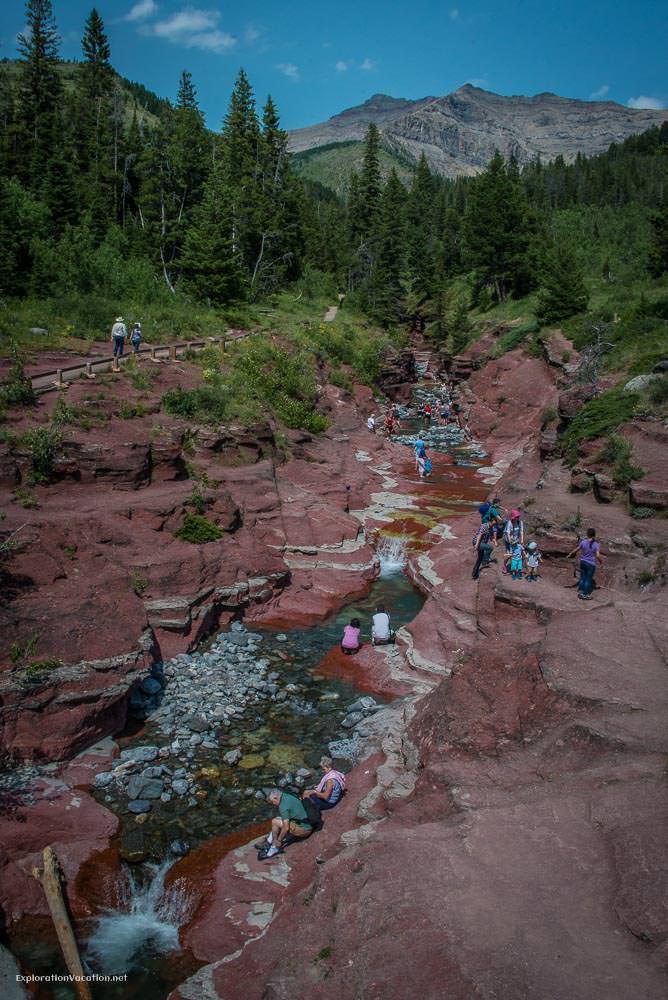 Red Rock Canyon Waterton Lakes NP Canada 2 20140713-DSC_3492