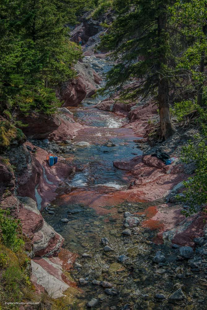 Red Rock Canyon Waterton Lakes NP Canada 26 20140713-DSC_3697