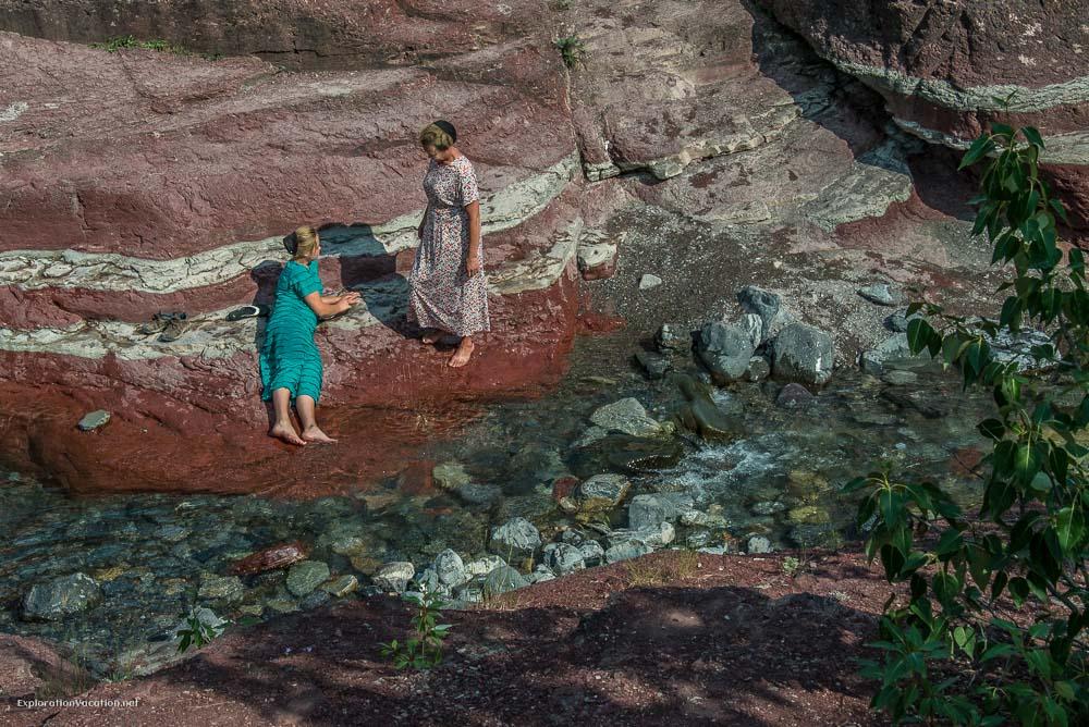 Red Rock Canyon Waterton Lakes NP Canada 6 20140713-DSC_3692