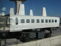plane mate at Dulles