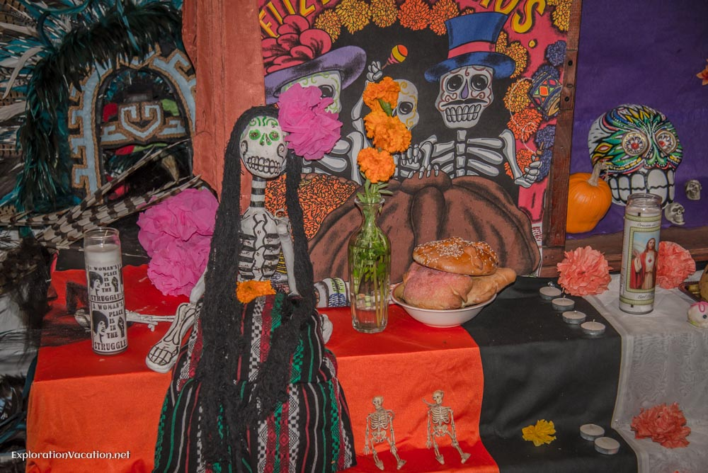 Day of the Dead in Minneapolis Minnesota - ExplorationVacation.net