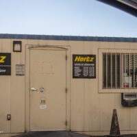 hertz off-airport office in Phoenix Arizona - www.ExplorationVacation.net