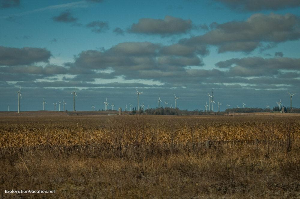 Through the Great Plains -- ExplorationVacation.net