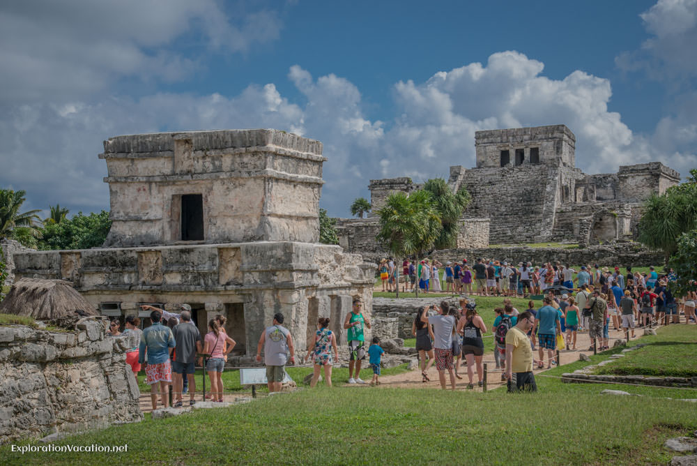 Tulum ruins Mexico- ExplorationVacation.net