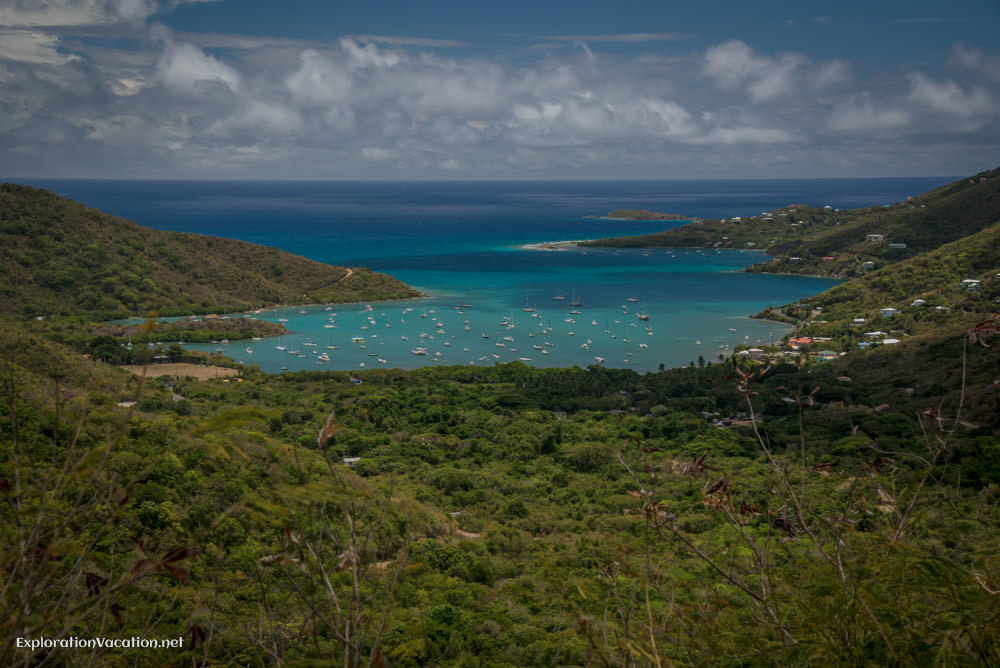 Coral Bay St John US Virgin Islands - ExplorationVacation.net