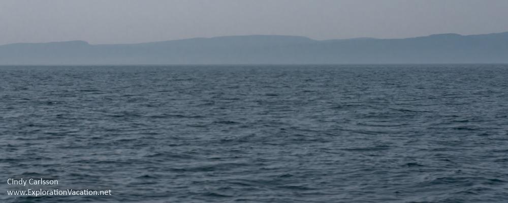 sailing into Grand Marais Minnesota - ExplorationVacation