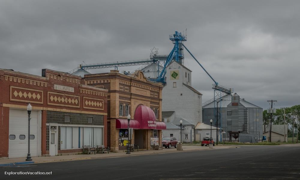 Main Street West Concord Minnesota
